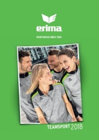 Catalogue Erima 2018
