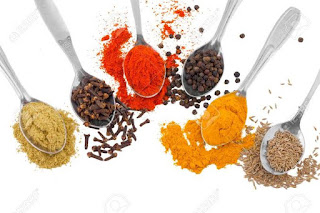 Turmeric, cumin seed and coriander fundamental updates