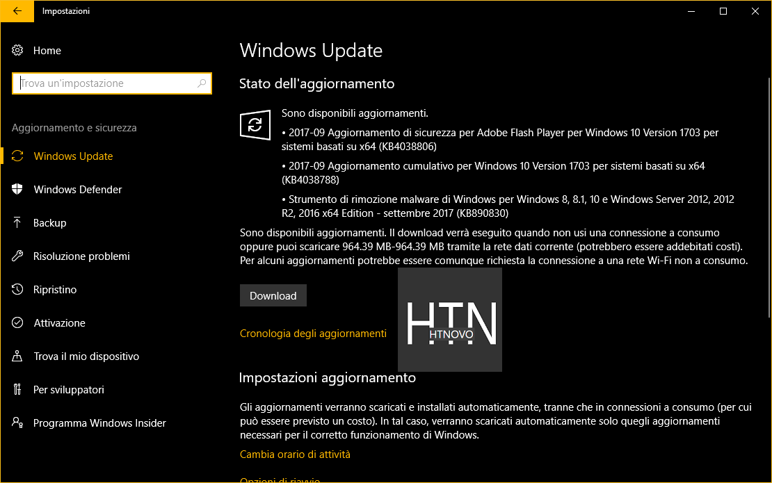 Aggiorna-Windows-10