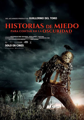 Scary Stories To Tell In The Dark |2019| |DVD| |NTSC| |R1| |Latino|