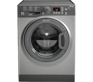 HOTPOINT Smart WMFUG842G Washing Machine, Graphite 8 kg 1400 rpm A++ (buy now! £229)