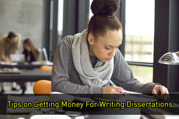 make money writing dissertations