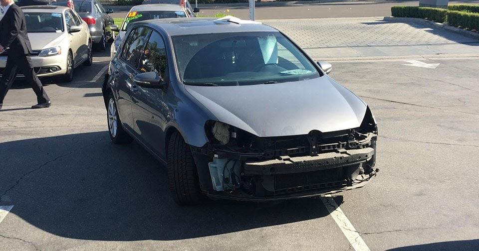 VW Diesel Owners Stripping Cars Before Getting Buyback