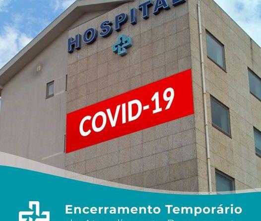 Hospital Particular de Paredes Celebra Protocolo com CHTS para Receber Doentes Covid-19