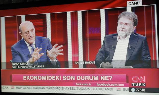 """Akp döneminde Türk ekonomisi """"bu kıştan sonra karakış gelecek"""""""
