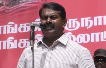 Seeman Speech 26-04-2016 Tiruchuli