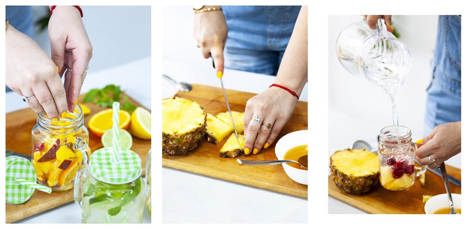3 przepis na lemoniady jak zrobić lemoniadę jakie owoce można dać do lemoniady sposoby na upały nawadniające napoje jak się nawodnić promocja słoik z uchem browin słoik ze słomką lemoniada owoce lato wakacje youtube
