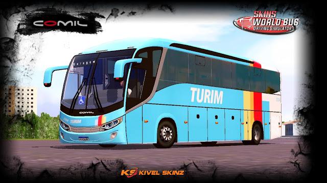 COMIL 1200 4X2 - VIAÇÃO TURIM TRANSPORTES