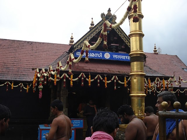 Sabarimala Temple Tragedy
