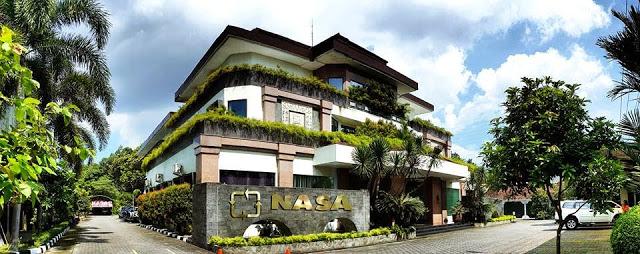 kantor pusat pt natural nusantara