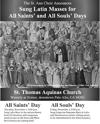 All Saints' and All Souls' in Palo Alto, California