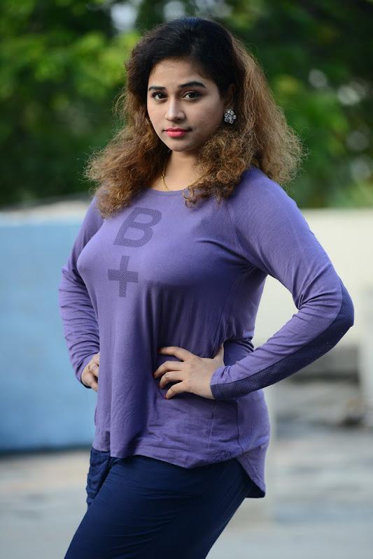 Actress Jayathi