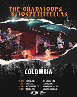 Concierto de The Guadaloops + LosPetitFellas