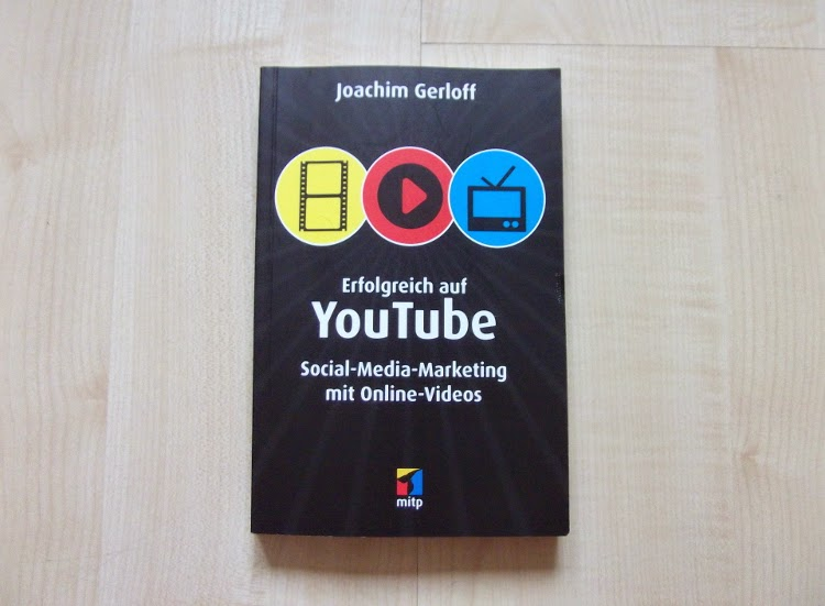 Ein Buchtipp zum Thema YouTube-Marketing.