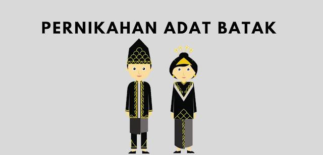 Prosesi Pernikahan Adat Batak dan Penjelasannya