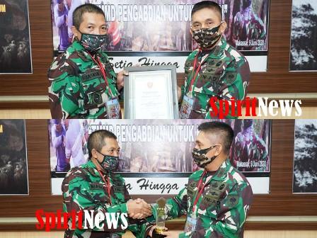 Kasdam Hasanuddin, Ungkap Pencetus AMD/TMMD Adalah Jenderal M. Yusuf