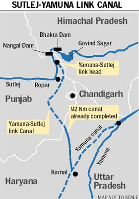 SYL CANAL MAP