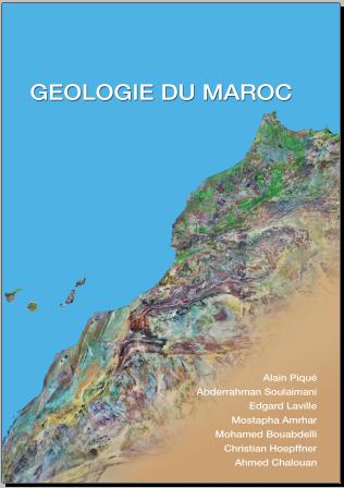 Livre : Géologie du Maroc - Alain Piqué, Abderrahmane Soulaimani, Christian Hoepffner..PDF