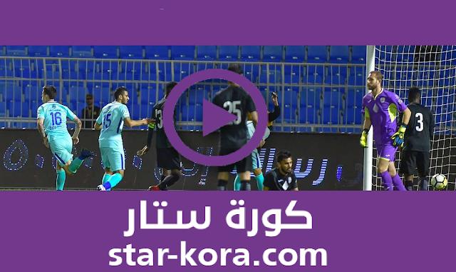مشاهدة مباراة الفيحاء والشباب بث مباشر كورة ستار اون لاين لايف 14-08-2020 الدوري السعودي