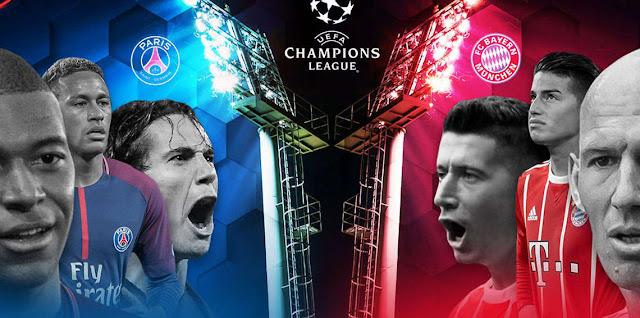 الأن موعد وتوقيت مباراة باريس سان جيرمان وبايرن ميونخ في كأس الأبطال الودية 2018 والقنوات الناقلة للمباراة باريس سان جيرمان وبايرن ميونخ مجاناً