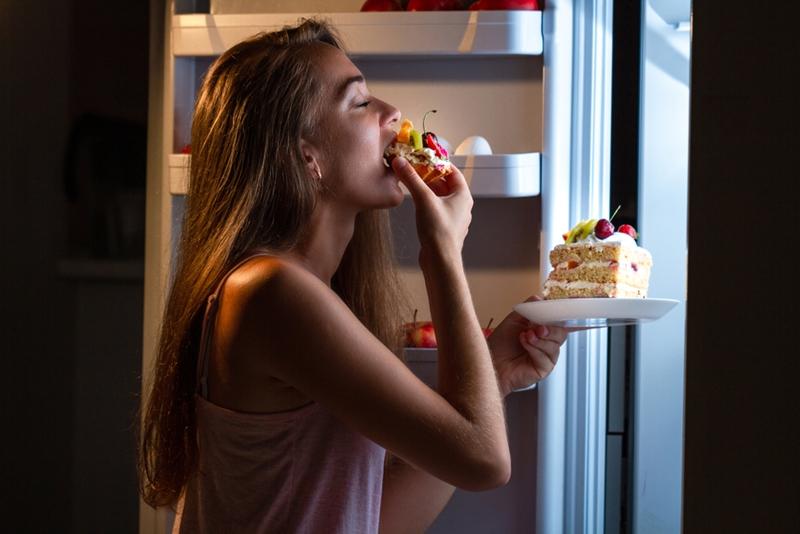Uykuya yardımcı 6 beslenme önerisi!