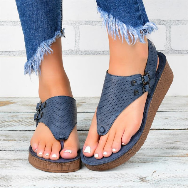 удобни дамски сандали