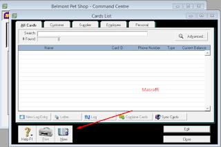 Cara Membuat Daftar Supplier dan Customer pada Myob Accounting