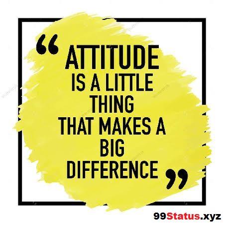{ Best } 99+ High Attitude Status in Hindi | Facebook Whatsapp