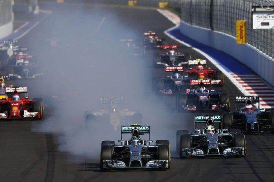Horário da corrida de Formula 1 -  09 de Junho 09-06-2018