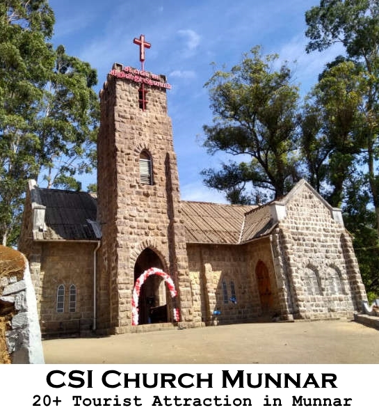 CSI Church Munnar