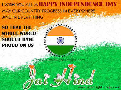 Happy Independence Day Status free