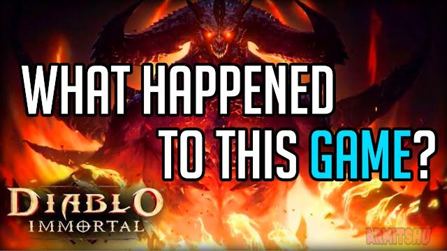 Diablo immortal release