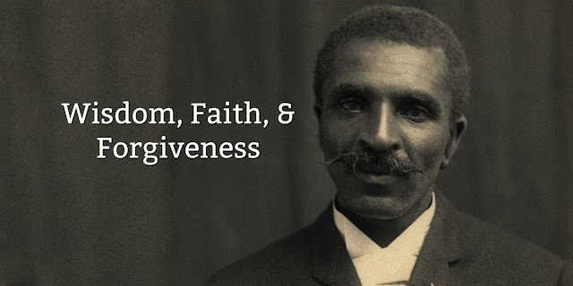 George Washington Carver was a brilliant man with a forgiving heart and deep desire to serve the Lord. He did amazing things even though he was born a slave.