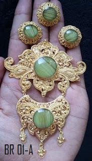 Perhiasan Alpaka Bali