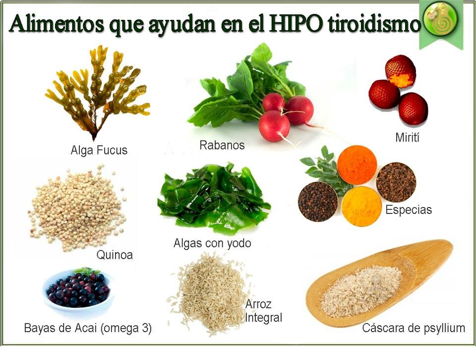 remedio casero para el hipotiroidismo