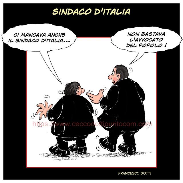 Sindaco d'Italia