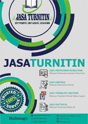 Jasa Lolos Turnitin di Jawa Timur