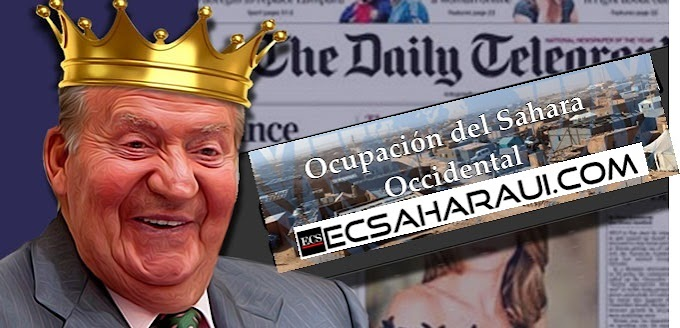 La CIA descubre el papel infame de Juan Carlos en la entrega del Sáhara Occidental a Marruecos