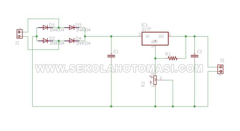 Merubah Schematic Menjadi Layout PCB (Schematic to Board)