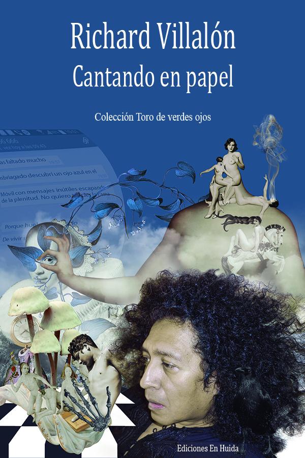 """Libro de Richard Villalón """"Cantando en Papel"""""""