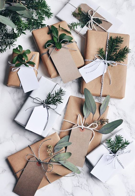 Holiday 2019: Chic Gift-Wrapping Inspiration