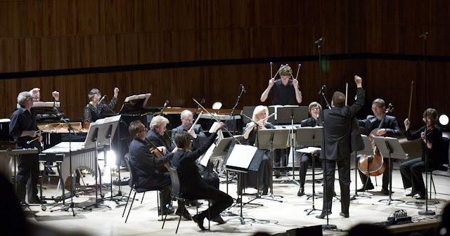 London Sinfonietta (Photo Kevin Leighton)