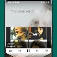 popup widget 3 android