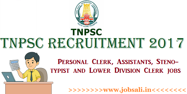 TNPSC Notification, TNPSC Group 2 Recruitment, Govt jobs in Tamilnadu