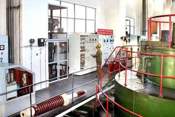 jangjingang power station