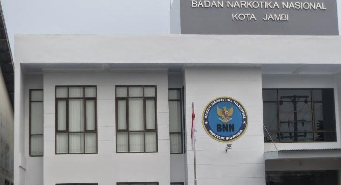Alamat Lengkap dan Nomor Telepon BNN Kabupaten/Kota se-Jambi