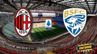 Милан – Брешия смотреть онлайн бесплатно 31 августа 2019 прямая трансляция в 19:00 МСК.