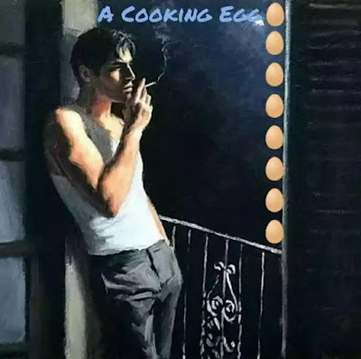 A Cooking Egg is a stale egg which can be used only by cooking. It cannot be taken raw or used like a fresh egg.