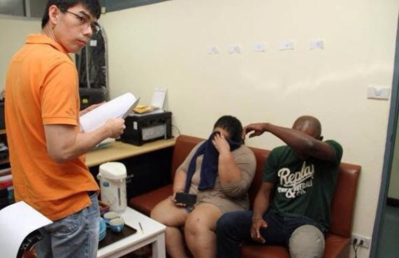 Romance Scam: Nigerian man and his Thai wife arrested in