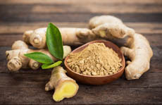 storing ginger root at home
